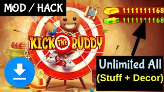 download kick the buddy mod apk for ios
