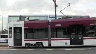 【HD】長崎の路面電車 大浦海岸通り〜石橋界隈