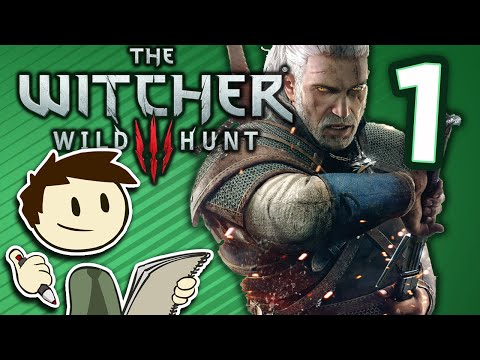 The Witcher III - #1 - Finding the Seams - Extra Play [ 1080p 60fps ]