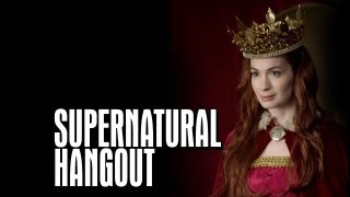 Supernatural Discussion Ep 8x11 with Felicia Day!