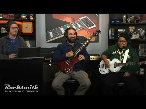 Rocksmith Remastered - Sabaton Song Pack - Live from Ubisoft Studio SF