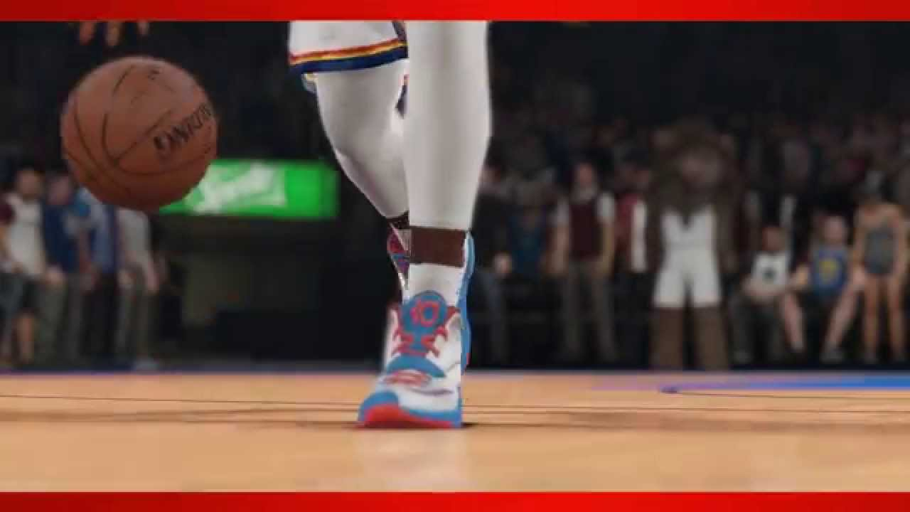 f31b9ef1d491 NBA 2K15 – First Look At Kevin Durant - YouTube