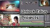 Copylock Edius File Protection Video - YouTube