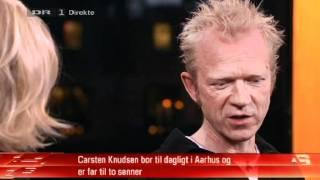 Aftenshowet Carsten Knudsen og Louise Wolff