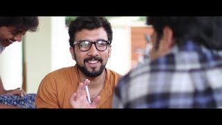Rudra - The Writer : Beep & Bloopers