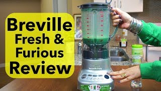 Breville Blender Review | Breville Blender Fresh and Furious