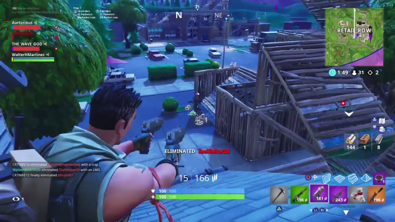 Fortnite - Cronusmax GAMEPACK V2 6 PREVIEW BEST AIM ABUSE AFTER UPDATE 5 40  CronusMax