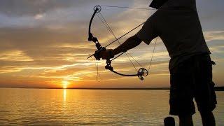 Airboat Freshwater Bowfishing & Bassfishing in Central Florida 2