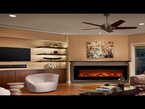 Regal Flame Electric Wall Mounted Fireplace Review