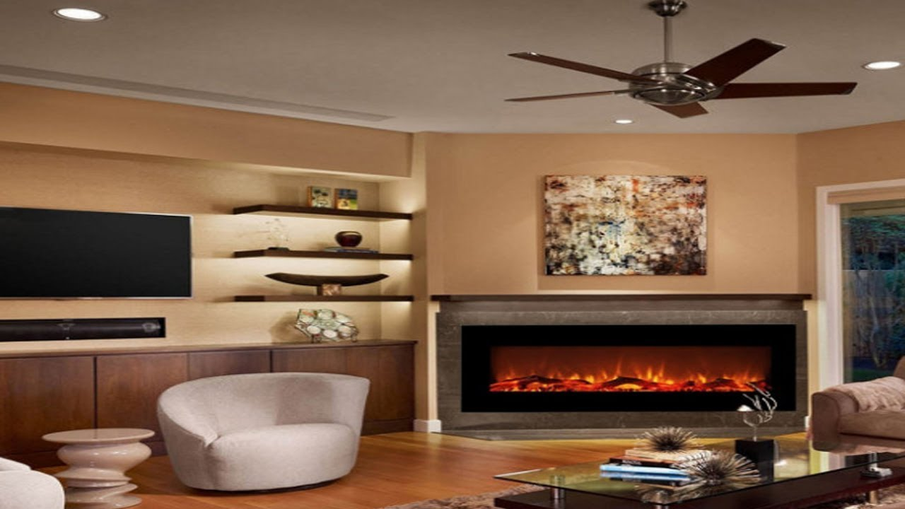 regal flame electric wall mounted fireplace review youtube