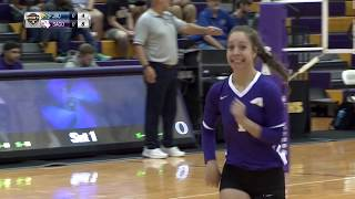 John Brown vs SAGU » NAIA Volleyball 2018