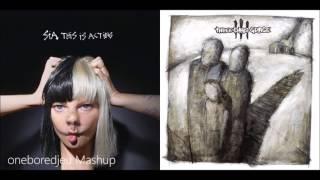 I Hate Cheap Thrills - Sia vs. Three Days Grace (Mashup)