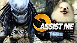 ASSIST ME: PREDATOR Fan-Film & Tutorial (Mortal Kombat X)