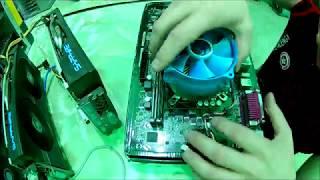 сборка МАЙНИНГ ФЕРМЫ на базе ASRock H81 Pro BTC R2.0