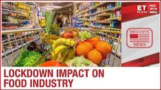 Coronavirus Lockdown impact on the food industry | India Outbreak Report | Exclusive