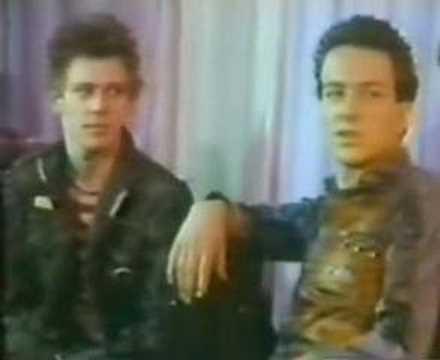PUNK 5 - The Clash interview