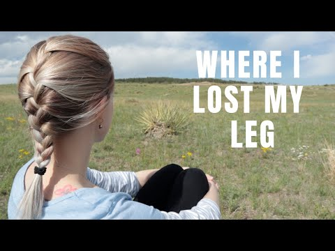 "Closure - Returning to the Place I ""Lost"" My Leg"