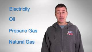 What is the best most efficient heating system?