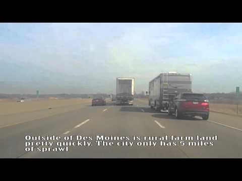 Interstate 80 & 35 - Des Moines, IA | Drive on Transportation