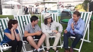 Interview Gabriel Sabourin / Geneviève Rioux (Le Coeur Qui Meurt en Dernier)