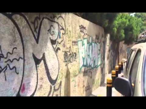 Graffiti Beirut - mobile media 2015