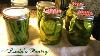 ~super Easy Refrigerator Pickles  With Linda's Pantry~