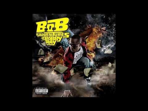 B.o.B. - I'll Be In The Sky (lyrics)