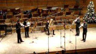 El Gato Montes - Pasodoble Torero - Spanish March for Brass Quintet