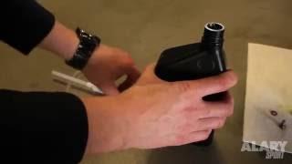 Capsule technique pour Vidange d'huile du pied d'un moteur hors-bord Yamaha