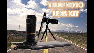 UMtele Telephoto Lens Kit: An Honest Review (2018)