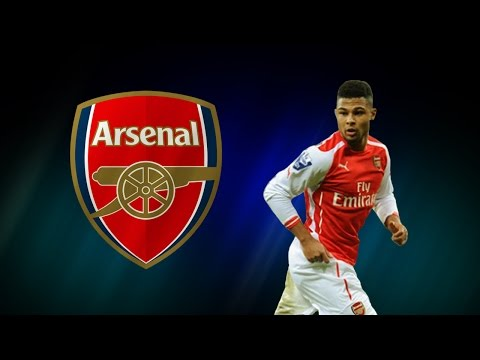 Serge Gnabry ● All Goals, Assists, Skills - 2015/2016 ● Arsenal U21