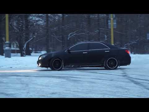Moscow Camry club (BMW 330) Сamry 3.5 чип