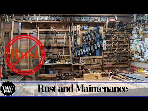 How to Prevent Rust and Maintenance Hand Tools
