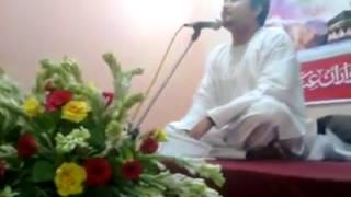 Syed Raza Abbas Zaidi |Live Manqabat | Main Us Ke Manqabat Main Kahan Bolny Laga