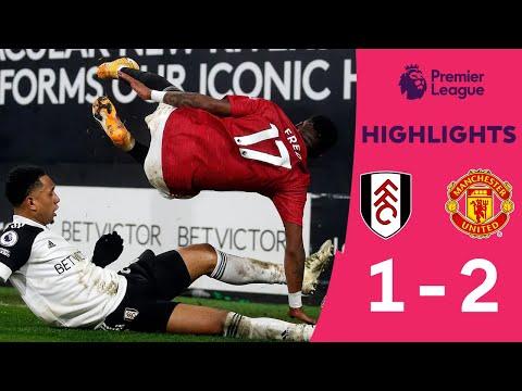 [HIGHLIGHTS] คลิปไฮไลท์การแข่งขันฟุตบอลพรีเมียร์ลีก 2020-2021 ฟูแล่ม 1-2 แมนเชสเตอร์ ยูไนเต็ด