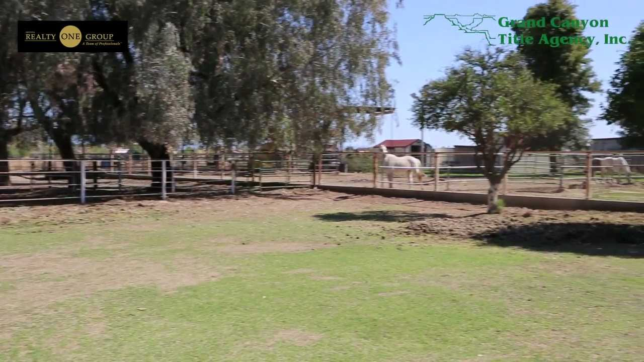 Horse Property For Sale In Williams Az
