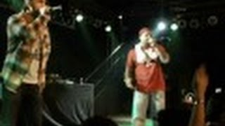EKO FRESH - JUNGE DEN ES MUSS SEIN (EK TO THE ROOTS TOUR 2013 LIVE IN HANNOVER)