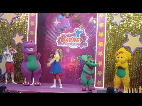 BARNEY & FRIENDS FAVORITE HITS LIVE at United Square Singapore