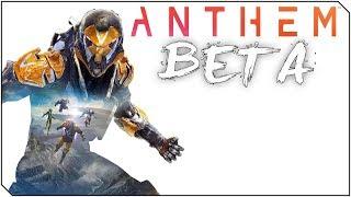 ANTHEM | Beta | Probamos lo nuevo de BIOWARE con muchas GANAS!!