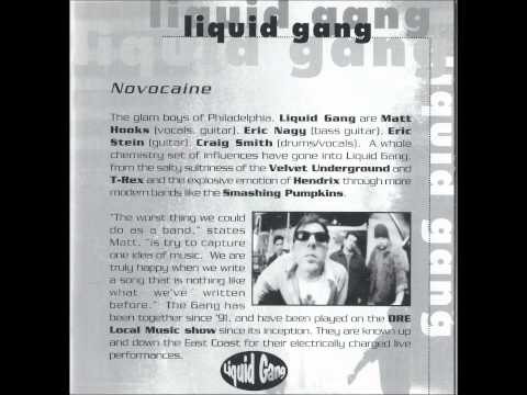 Liquid Gang - Novocaine