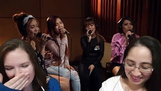 4th Impact covers Chandelier by Sia Reaction Video