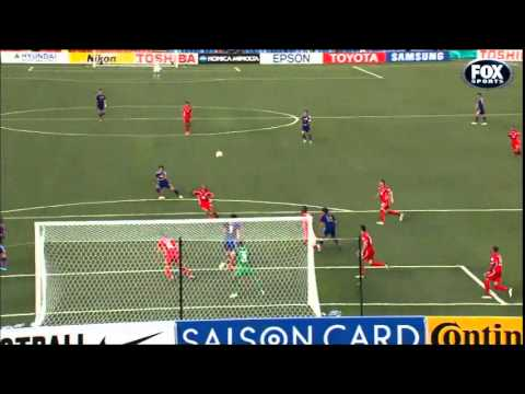 AFC ASIAN CUP 2015 | Japan 4 V 0 Palestine | Highlights