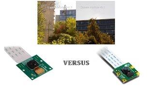 Video Raspberry Pi New Camera Module v2.1 vs v1.3 download MP3, 3GP, MP4, WEBM, AVI, FLV November 2017