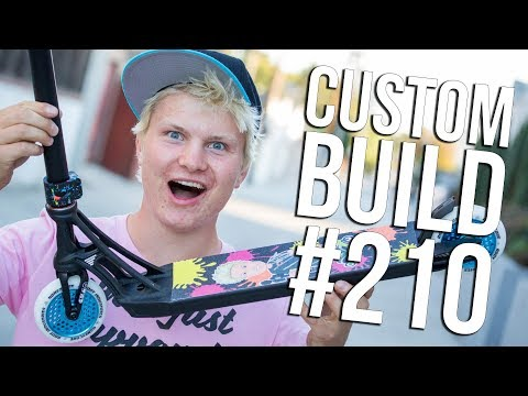 Custom Build #210 (ft Claudius Vertesi) │ The Vault Pro Scooters
