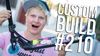 Custom Build #210 (ft Claudius Vertesi) │ The Vault Pro Scooters