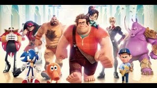 Wreck-it Ralph -- Movie Review