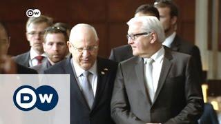 العلاقات الدبلوماسية الاسرائيلية الألمانية | الجورنال
