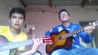 "Brother louie by modern talking ""cover"" acoustic :v"