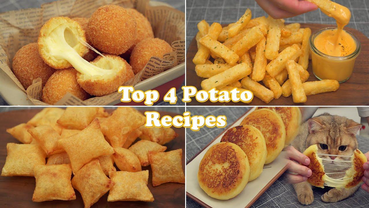 Top 4 Best Potato Recipes