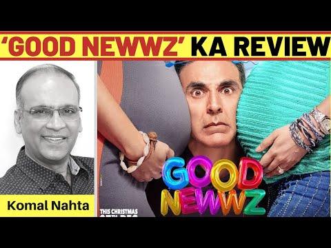 'Good Newwz' review | Komal Nahta